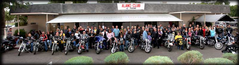 Alano Club Toy Run Group Panorama Fresno Ca 2010